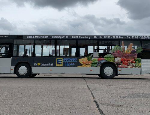 Bus- & Bahnbeschriftung
