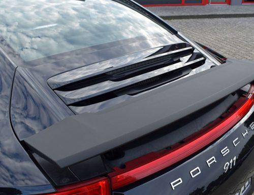 Fahrzeugfolierung Porsche 911